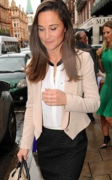 Pippa Middleton - May 2013
