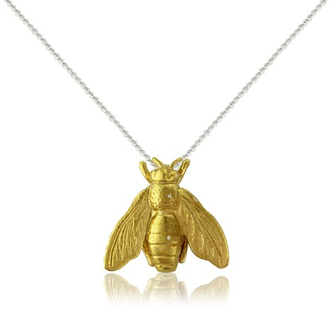 Honey bee pendant click image to zoom aloadofball Images